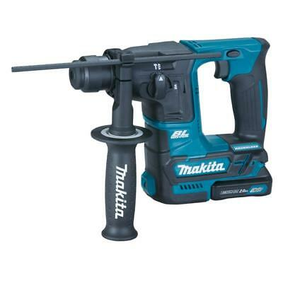 Makita Marteau-Perforateur sans Fil Sds-Plus 10,8 V HR166DSAE1 avec Kit