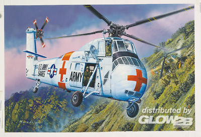 MRC CH-34 US ARMY Rescue in 1:48 6364103 MRC 64103