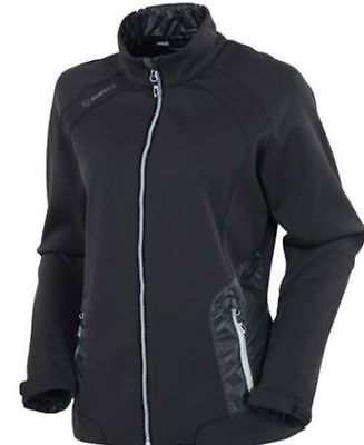SUNICE GOLF LIBBY CASSIE S62502 WATER REPELLENT THERMAL Wx-TECH JACKET 2XL 18/20