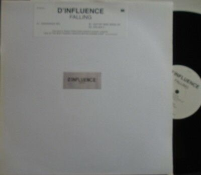 "D'INFLUENCE ~ Falling ~ 12"" Single PS"