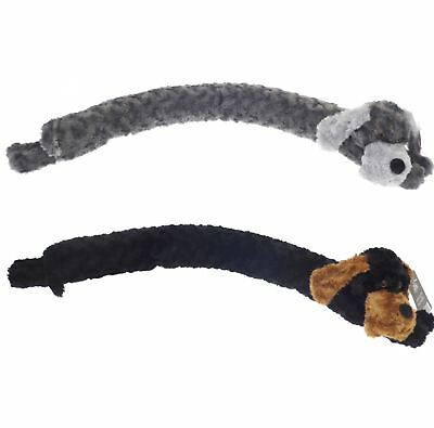 Novelty Dog Draught Excluder, Soft Plush Microfleece Draught Excluders, RZK98