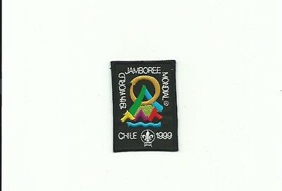 Scout International 1999 19Th World Jamboree Mondial Chili Jambo Patch Badge Wj