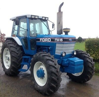Tractor Respray's and Restoration's - South West (Devon)