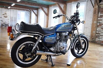 1981 Honda CM400A  1981 Honda CM400A Hondamatic GORGEOUS VERY RARE Automatic in Excellent Condition