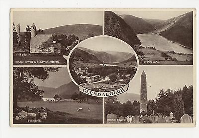 Ireland, Glendalough Postcard, A452