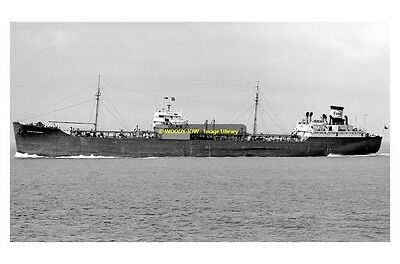 mc2949 - Esso Oil Tanker - Esso Glasgow - photo 6x4