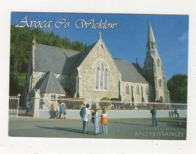Avoca Co Wicklow Ireland Postcard 911a