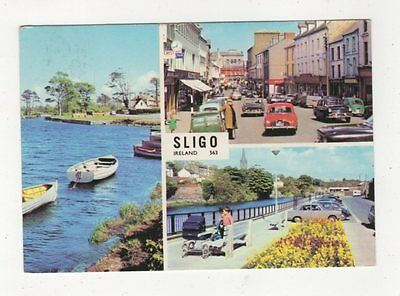 Sligo 1971 Ireland Postcard 911a