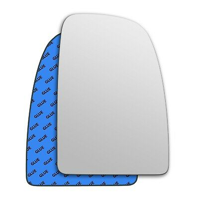 Citroen Relay 2007 - 2016 right hand driver side convex wing mirror glass 59RS
