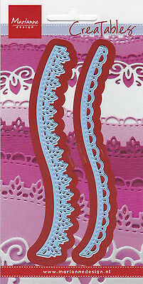 Marianne Design * CREATABLES * Cutting * Embossing Die *Wave Border * LR0395