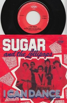 SUGAR & LOLLIPOPS * 70's Dutch GLAM ROCK 45 * Hear!