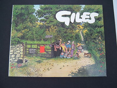 Daily Express Giles Cartoon Annual  1979 33rd Thirty Third Series. Unclipped