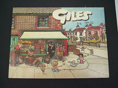 Daily Express Giles Cartoon Annual  1974 28th Twenty Eighth Series. Unclipped