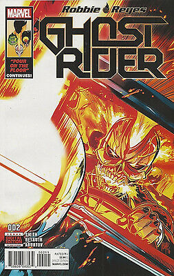 GHOST RIDER  #2 - NEW - 1st print