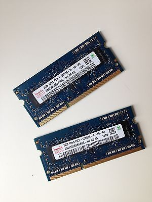 4gb RAM. DDR3 From A 2012 Macbook Pro