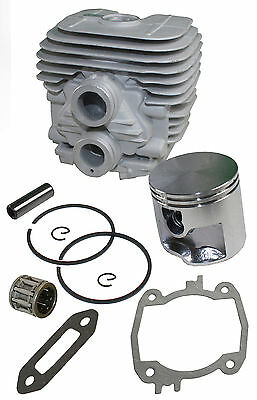 Cylinder Head Pot Lining Piston Bearing Top End Rebuild Kit Fits STIHL TS410