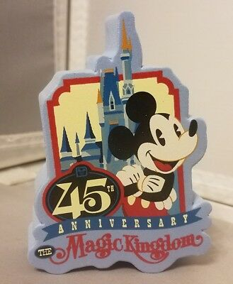 Disney Parks Magic Kingdom 45th Anniversary Antenna Topper Mickey Mouse Car NEW