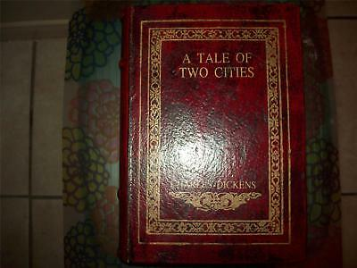 Charles Dickens  A Tale of Two Cities Decorative Book Box