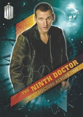 Doctors Across Time 9 of 13 Ninth Doctor Who Timeless 2016 Christopher Eccleston