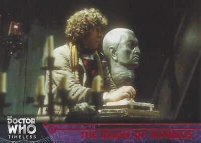 RED Parallel 23 03/25 Brain of Morbius Fourth Doctor Who Timeless 2016 Tom Baker