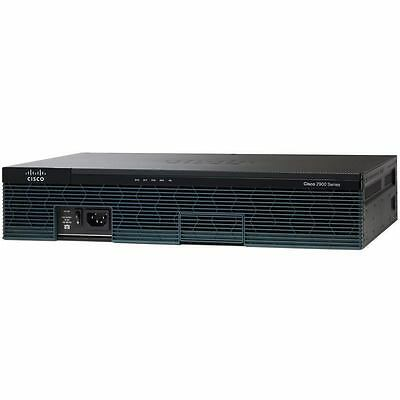 Cisco C2911-CME-SRST/K9 - 2911 VOICE BUNDLE W/ PVDM3-16 - 2911 Voice Bundle ...