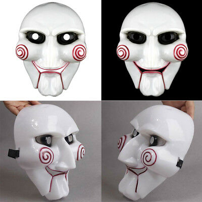 Effrayant Visage Masque Halloween Horror Fancy Dress Déguisement Cosplay Costume
