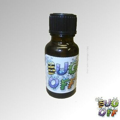 Bug Off - Uv Cured Resin - The Bug That Bonds - For Fly Tying