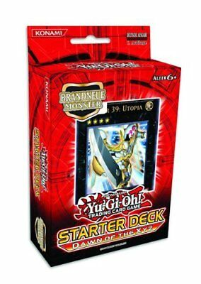 Yu-Gi-Oh! Starter 2011 Deutsch 1. Edition  Dawn of the XYZ
