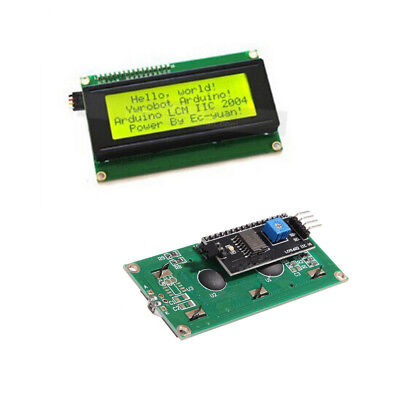 UK 1pcs LCD Display Module Blue Backlight For Arduino LCD1602 IIC I2C TWI 1602