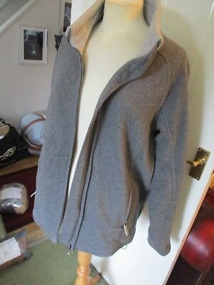 Bundle Of 3 Items Of Ladies Knitwear, Size 14/16, Fleece/jumper/cardigan, Exc