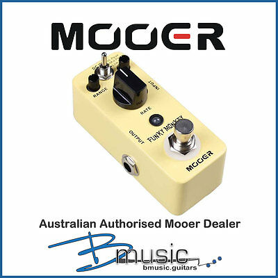 Brand NEW Mooer Funky Monkey Auto Wah - Authorised Australian Mooer Dealer