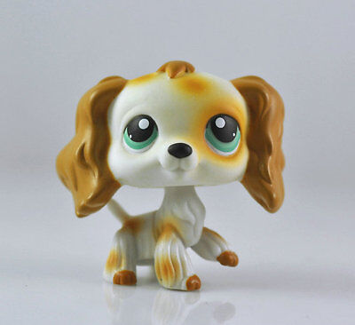 Pet Spaniel Dog Collection Child Girl Boy Figure Littlest Toy Loose LPS981