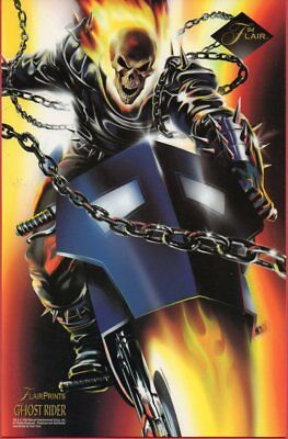 Flair '94 Flair Prints - Ghost Rider