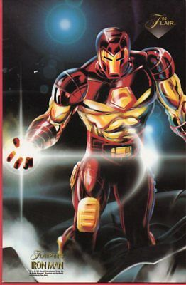 Flair '94 Flair Prints - Iron Man