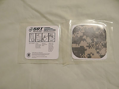 2X Sot Source One Tactical Us Army Acu Uniform Repair Patch Adhesive No Iron