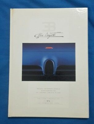 BUGATTI French book 1994, 80 pages.
