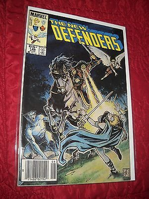 The New Defenders  # 146 Tough 6.5 Fine+ 1985