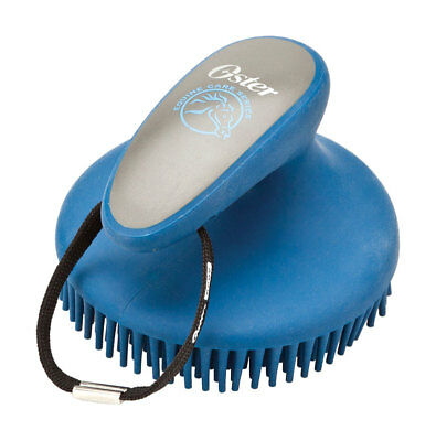 Oster  For Horse Fine Curry Comb  Blue