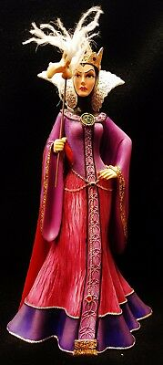 New Without Box Evil Queen Masquerade Figurine New Snow White 4046623 Free Ship