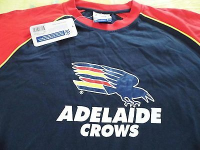 Adelaide Crows Official T-Shirt, Size Xxl, Brand New