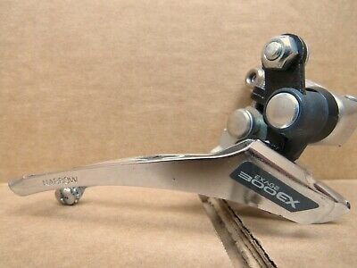 New-Old-Stock Shimano 105 Triple Front Derailleur...Clamp-On 28.6 mm Model