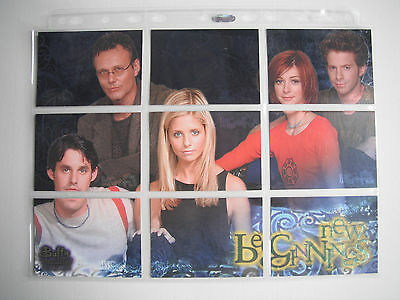 Buffy The Vampire Slayer : Season Four : Set Of 9 New Beginnings Rare Foil Cards