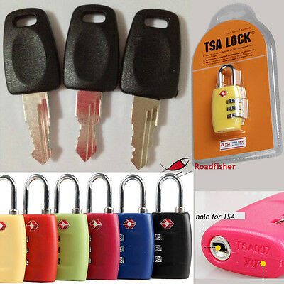Universal Key Travel Bag Luggage Customs Key Lock Key TSA 002 007 B35 YIF Key