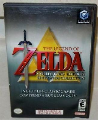 The Legend of Zelda Collector's Edition (Nintendo Gamecube) Complete NM