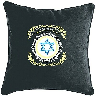 Sale Save 10.00  Elegant Star Of David Pillow