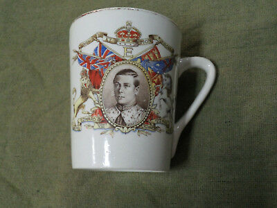 #yy,  1937  George  Vi  Royal  Coronation  Mug