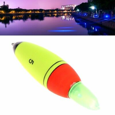 Luminous EVA Buoy Fishing Float Glowing LED Night Floats Fishing Bobber Ardent