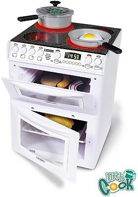 Casdon 477 White Toy Hotpoint Electronic Cooker Kitchen Children Kid Compact New