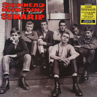 Symarip - Skinhead Moonstomp Revisited (Vinyl LP - 2017 - UK - Original)