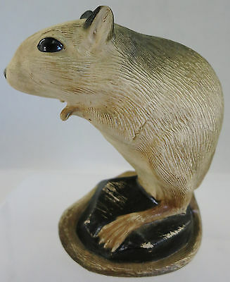 Vintage Purbeck Pottery Gerbil (ref AA1)